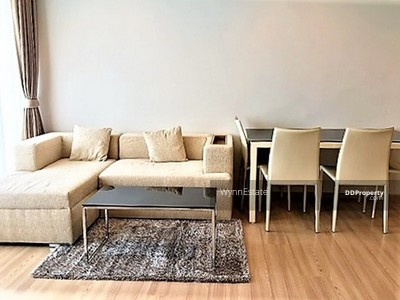 ให้เช่า - For Rent Rhythm Sathorn Near BTS Saphan Taksin 250m 3BR 85. 2sqm 75, 000THB High floor Fully furnished