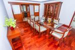 ให้เช่า อพาร์ทเม้นท์ขนาดใหญ่ (270 ตรม. ) 3 ห้องนอน 4 ห้องน้ำ