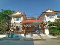 ขาย - บ้านเดี่ยว2ชั้น รีโนเวทใหม่ กว้าง 3นอน 2น้ำ แถมแอร์ หมู่บ้านพนาสนธิ์6 หทัยราษฎร์39 คลองสามวา มีนบุรี