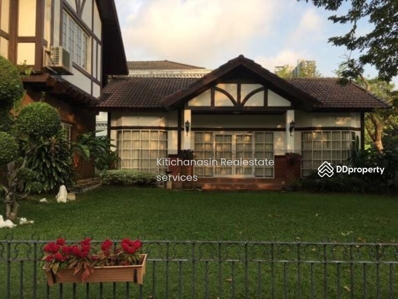 บ้านเดี่ยว2หลัง หมู่บ้านสุขุมวิทการ์เด้นซิตี้ #78457720
