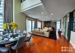 Bright Sukhumvit 24 condominiumLuxury Duplex PENTHOUSE! 350 ตร. ม