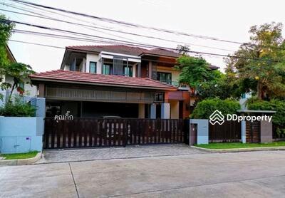 ขาย - R059-093  ขายบ้านเดี่ยวเศรษฐสิริ ชัยพฤกษ์-แจ้งวัฒนะ