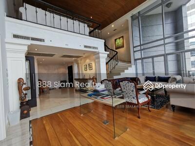 ขาย - SALE CONDO All Season Mansion (ออล ซีซั่น แมนชั่น) Type 4 Bedrooms  Duplex Penthouse, 5 bathrooms