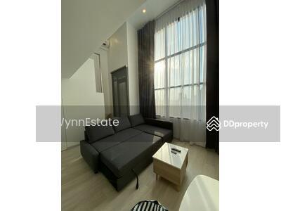 ให้เช่า - ให้เช่าราคาถูก Knightsbridge Prime Sathorn 1นอน Duplex 25, 000 ใกล้ BTS ช่องนนทรี เฟอร์ครบพร้อมอยู่