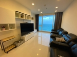 R081-405 For rent The Palm wongamat beach 3 bed 3 baht