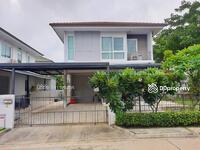 ขาย - ขายโคตรถูก! หลังหัวมุมพื้นที่เยอะสภาพใหม่ บ้านเดี่ยว โครงการ วิลาจิโอ้ ( Villaggio ) บางกระดี่ พระราม2 ราคาสุดคุ้ม ในซอยบางกระดี่ 35/1
