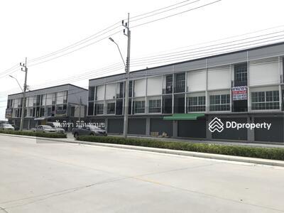 ขาย - ขาย อาคารพาณิชย์ใหม่ 3 ชั้น โครงการบ้านพฤกษา สุขุมวิท-บาง