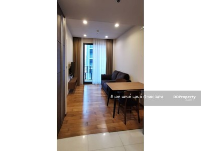For Rent - (For rent) Keyne by Sansiri Size 35 sq. m. 1 bedroom, furniture and appliances. Rental price is only 25, 000, ready to move in.