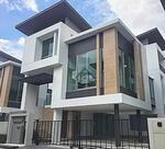 House for sale, Kaset-Nawamin Nirvana Beyond Kaset-Nawamin, 4 bedrooms, near Central East Ville