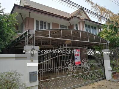 For Rent - 2 storey detached house for rent, Rattanathibet Road, MRT Sai Ma