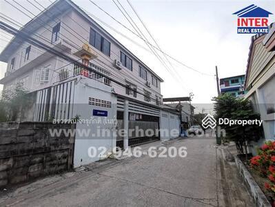 For Sale - โฮมออฟฟิศ 3 ชั้น 100 ตร. ว. ใกล้โรงพยาบาลบางปะกอก8 ซอยเอกชัย73 ถนนพระราม2 - 39807