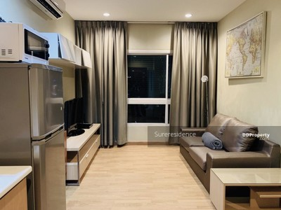 ขาย - 0839-A RENT ให้เช่า 1 ห้องนอน พีจี พระราม 9 PG Rama 9 099-5919653