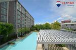 Great mountain view studio condominium in Khao Takiab [920031006-11