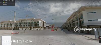For Sale - ด่วน! ขายขาดทุนตึกแถว / อาคารพาณิชย์ ไม่เคยเข้าอยู๋ ตรงข้ามโรงเกลือ โครงการ -ศูนย์การค้าอินโดจีน     ต. ป่าไร่ อ. อรัญประเทศ จ. สระแก้วทำเลดีอยู่ถนนเมน ใกล้ถนนทางลัดออกถนนใหญ่จอดรถสะดวก