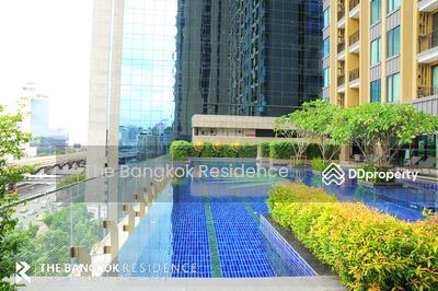 ขาย - CONDO FOR SALE ** Equinox Phahol-Vibha ** Fully furnished 2-bedroom condominium near BTS Mo Chit & MRT Phahon Yothin @ 7, 590, 000 THB