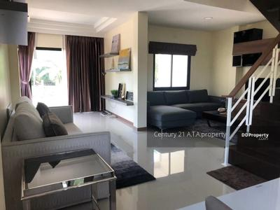 For Sale - Sale-Rent Townhome 2 floors Pattaya - Rong Po