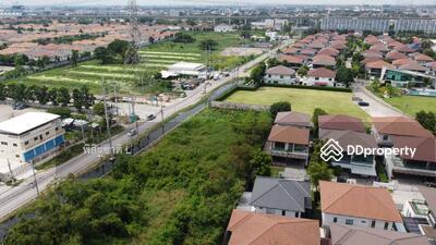 For Rent - ให้เช่าที่ดินหน้าหมู่บ้านเศรษฐสิริ อ่อนนุช-ศรีนครินทร์