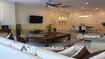 ให้เช่า - Baan Sathorn Chaophraya Condo 4 Bedroom For Rent BTS Krung Thon Buri