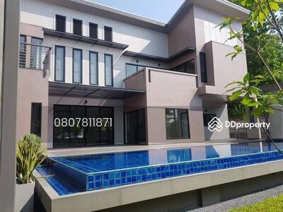 ให้เช่า - ให้เช่า บ้านเดี่ยว Sukhumvit 39 , Prompong BTS แบบ 3ห้องนอน 4ห้องน้ำ พท. ใช้สอย625ตรม. เช่า200, 000บาท ติดต่อ 0807811871 คุณ ออน