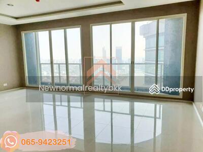 ขาย - 0006>K RENT&SELL ให้เช่าและขาย 4 ห้องนอน Menam Residence เจริญกรุง 065-9423251