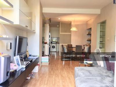 For Sale - CRP-S1-DM-630087 Condo for Sell, Noble Lite, Special Unit with Big Rooftop Garden, 2 Bed 2 Bath, High Floor, Close to BTS Aree