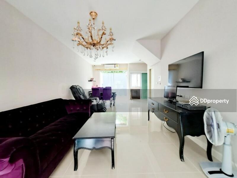 ขาย ทาวน์โฮม 3 ชั้น บ้านกลางเมือง พระราม 3 -ราษฎร์บูรณะ ทำเลดี ต่อเติมสวย พร้อมอยู่ ซอยสุขสวัสดิ์ #79626222
