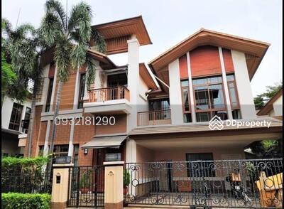 ให้เช่า - ให้เช่า บ้านเดี่ยว Baan Sansiri Sukhumvit 67 แบบ 4ห้องนอน 5ห้องน้ำ พท. ใช้สอย400ตรม. เนื้อที่85ตรว. 170, 000บาท (สัญญา2ปี) สนใจติดต่อ 0932181290 คุณ เก๊ะ