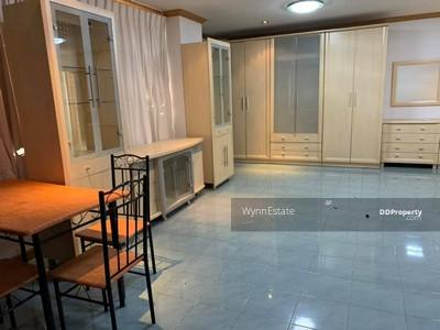 For Rent - For Rent Ratchada City Condo 50 sqm Studio 9, 000 THB Near MRT Huai Khwang Fully furnished