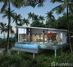 ขาย วิลล่า 2 ห้องนอน ใน มะเร็ต, เกาะสมุย