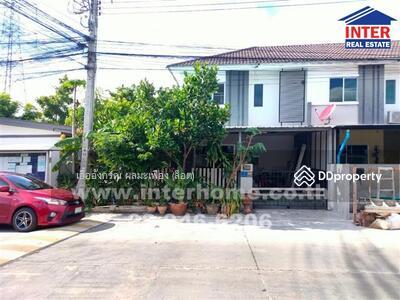 For Sale - ทาวน์เฮาส์ 2 ชั้น 26. 7 ตร. ว. หมู่บ้านพฤกษา84/1 ซอยเพชรเกษม63 ถนนเพชรเกษม - 40181