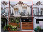 ขายทาวน์เฮ้าส์ 2 ชั้น  หมู่บ้านพิมพาภรณ์2 บ้านสวน ชลบุรี สภาพดี สะอาด