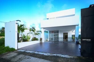 For Rent - 8R0217  This pool villa 3bedroom 3bathroom 45, 000/month the house location at Chalong