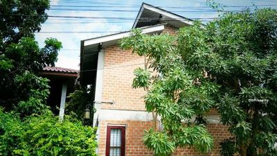 ให้เช่า - RENT : ให้เช่า บ้านไม้ 2 หลัง ใกล้เซ็นทรัลบางใหญ่ ( RH209)