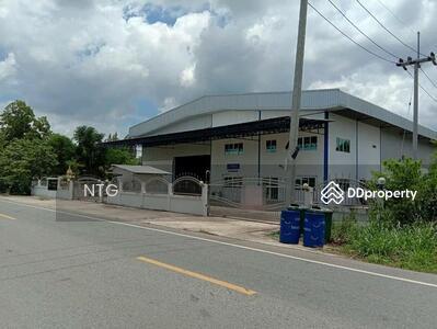 ขาย - SALE : ขายโรงงานและสำนักงาน พร้อมใบอนญาตประกอบโรงงาน รง. 4 เนื้อที่ 3ไร่อำเภอพนัสนิคม จังหวัดชลบุรี(WS098)