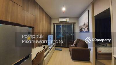 For Rent - ให้เช่า ลุมพินี สวีท เพชรบุรี มักกะสัน Lumpini Suite Phetchaburi Makkasan