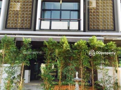 ให้เช่า - ด่วน! ทาวน์โฮม โครงการ Flora Wongsawang แบบ 3 ห้องนอน 3 ห้องน้ำ เนื้อที่ 28 ตร. ว พท. ใช้สอย 200 ตร. ม 2 ชั้น เช่า 30, 000 บาท @LINE:0921807715 คุณ มิ้ว