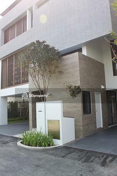 For Rent Single House Parc Priva Thiam Ruam Mit MRT Thailand Cultural Center Huai Khwang BRE14769 #80178934