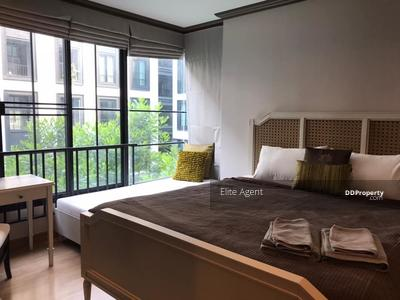 For Rent - The Reserve - Kasemsan 3 2 bed 70 sqm. near BTS National Stadium. The room is very elegant, in the heart of Siam, close to the market area of the city. Quiet and very comfortable.