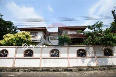 ขาย - SINGLE HOUSE 2 STORY 5 BEDROOMS LARGE GARDEN FOR SALE [920071001-7024