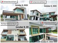 ขาย - ขายบ้านใหม่ในสนามกอล์ฟ The Royal Gems Golf Resort บ้านหรู 8888