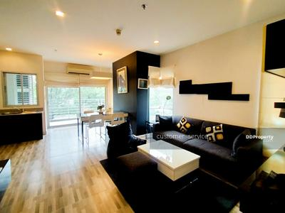 For Rent - CRP-S8-CD-633856 Rent  The Room Ratchada-Ladprao 62 sq m 2 bedroom 1 bath near MRT Ladprao Station