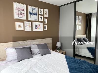 ให้เช่า - ให้เช่า Life Ladprao ติด BTS ลาดพร้าว (ตรงข้าม Central) 1 ห้องนอน, 35ตรม แต่งสวยพร้อมอยู่