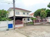 ขาย - บ้านเดี่ยวด่วนๆๆ   หมู่บ้านมณีรินทร์ เลค & ลากูน โซนบี  เนื้อที่ 82 ตรว. หลังมุม   ถูกๆ! !! เพียง4. 2ลบ.