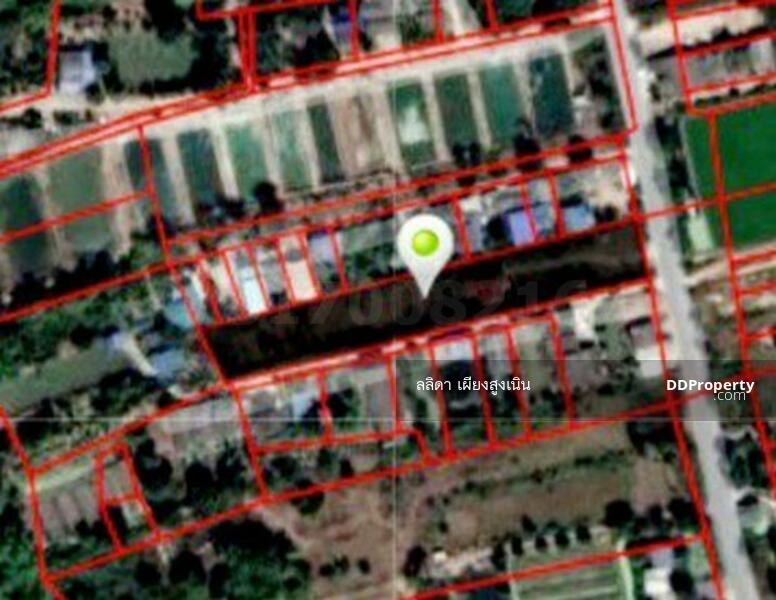 ขายถูก ที่ดินพร้อมบ้านเดี่ยว 2 ชั้น  2-2-95 ไร่ ใกล้แม่น้ำท่าจีน ตำบลบางไทรป่า อำเภอบางเลน นครปฐม #85088640