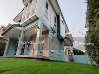 ขาย - ขาย! บ้านเดี่ยว มัณฑนา บางนา กม. 13 พื้นที่ 65ตร. วา 3ห้องนอน 4ห้องน้ำ ใกล้สโมสรหมู่บ้าน