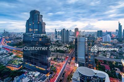 ขาย - CRP-S2-CD-633896 ถูกสุด! ! ขาย The Bangkok Sathorn, 2 นอน 2 น้ำ ชั้นสูง วิว 180 ใกล้ BTS สุรศักดิ์