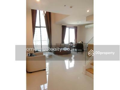 For Rent - ให้เช่าคอนโด Villa Asoke ห้อง Duplex ใกล้ Bts อโศก * ห้องมุม *