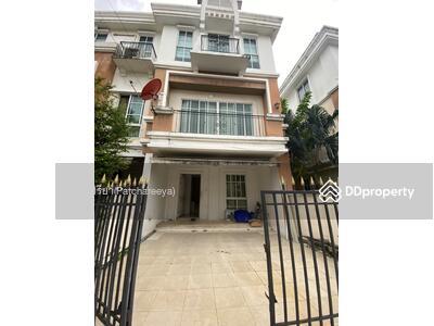 For Sale - L6271063 - ขาย ทาวน์โฮม พลัส ซิตี้พาร์ค เอกมัย-รามอินทรา ตึก 3 ชั้น ขนาดพื้นที่ 21 ตร. ว.