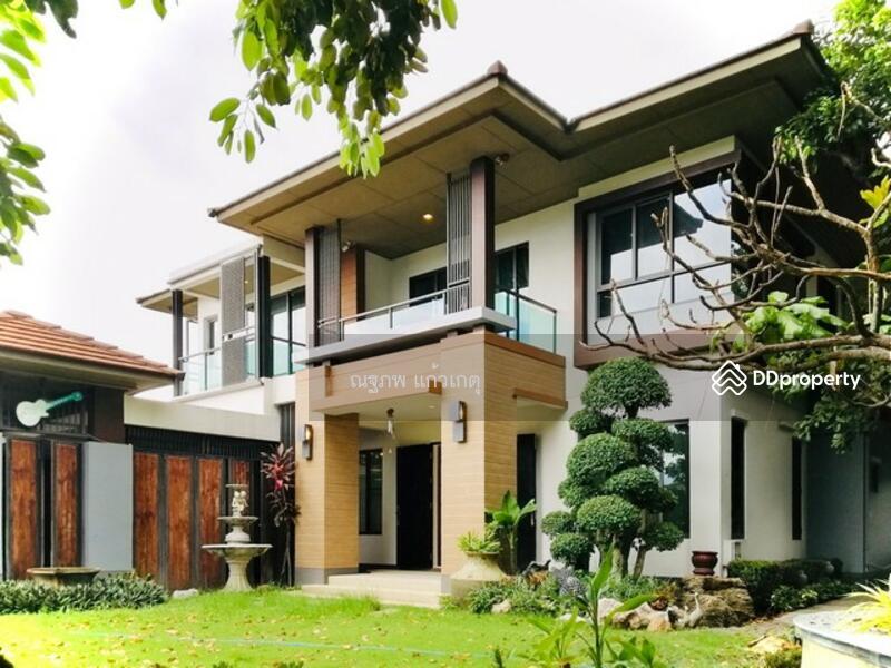 ขายบ้านเดี่ยว เศรษฐสิริ ชัยพฤกษณ์-แจ้งวัฒนะ  5 นอน 4 น้ำ 133 ตร.ว.  ปากเกร็ด นนทบุรี #80520360