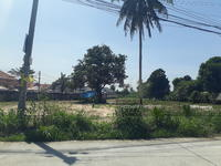 ขาย - ขายที่ดิน 1 ไร่ หลังปั๊มน้ำมันซัสโก้โป่ง ใกล้ถนน 36